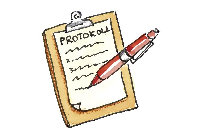 Protokoll von der Unterstufensitzung vom 15.01.2018